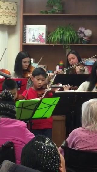 Christmas Concert at Piedmont Gardens Senior Center
