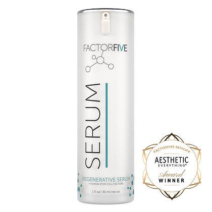 FACTORFIVE Regenerative Serum