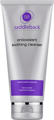 Antioxidant Soothing Cleanser