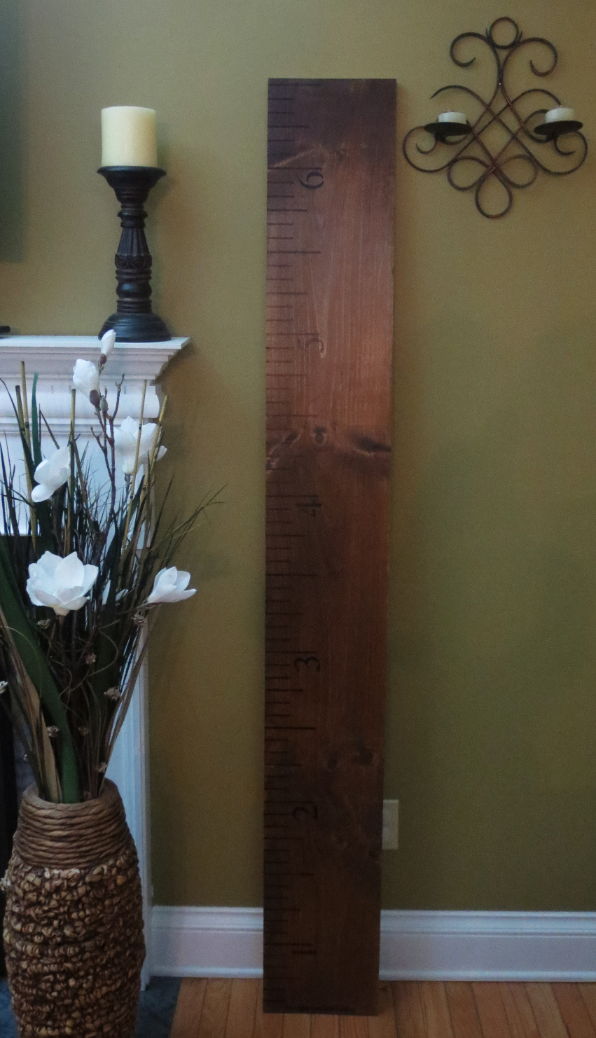 Walnut Growth Chart