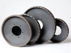 Metal Bond Diamond Squaring Wheel