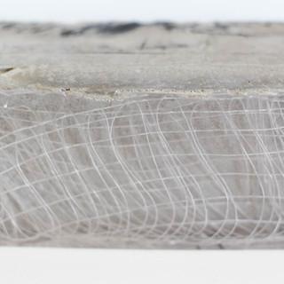 Cracked/bare