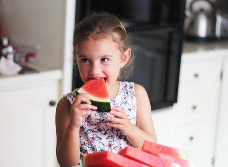 Everyday nutrition - Raising Children On Good, Clean Foods