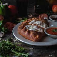 The Cheeser Calzone