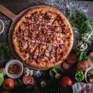 Texas Chicken Pizza
