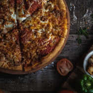 Moussaka Pizza