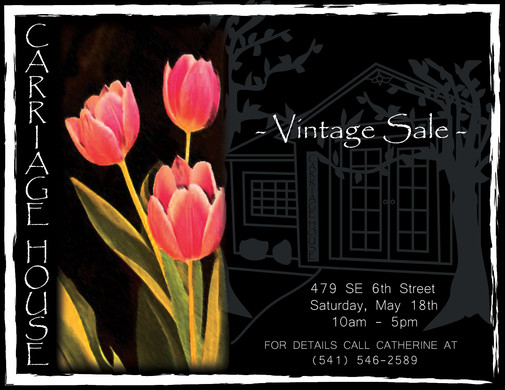 Vintage Sale - The Carriage House