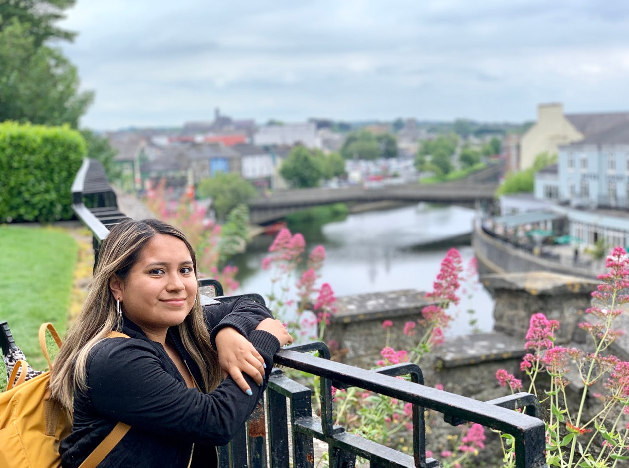 Breaking My Comfort Zone Abroad