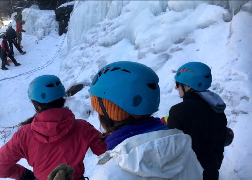 Ice Climbing Adventures