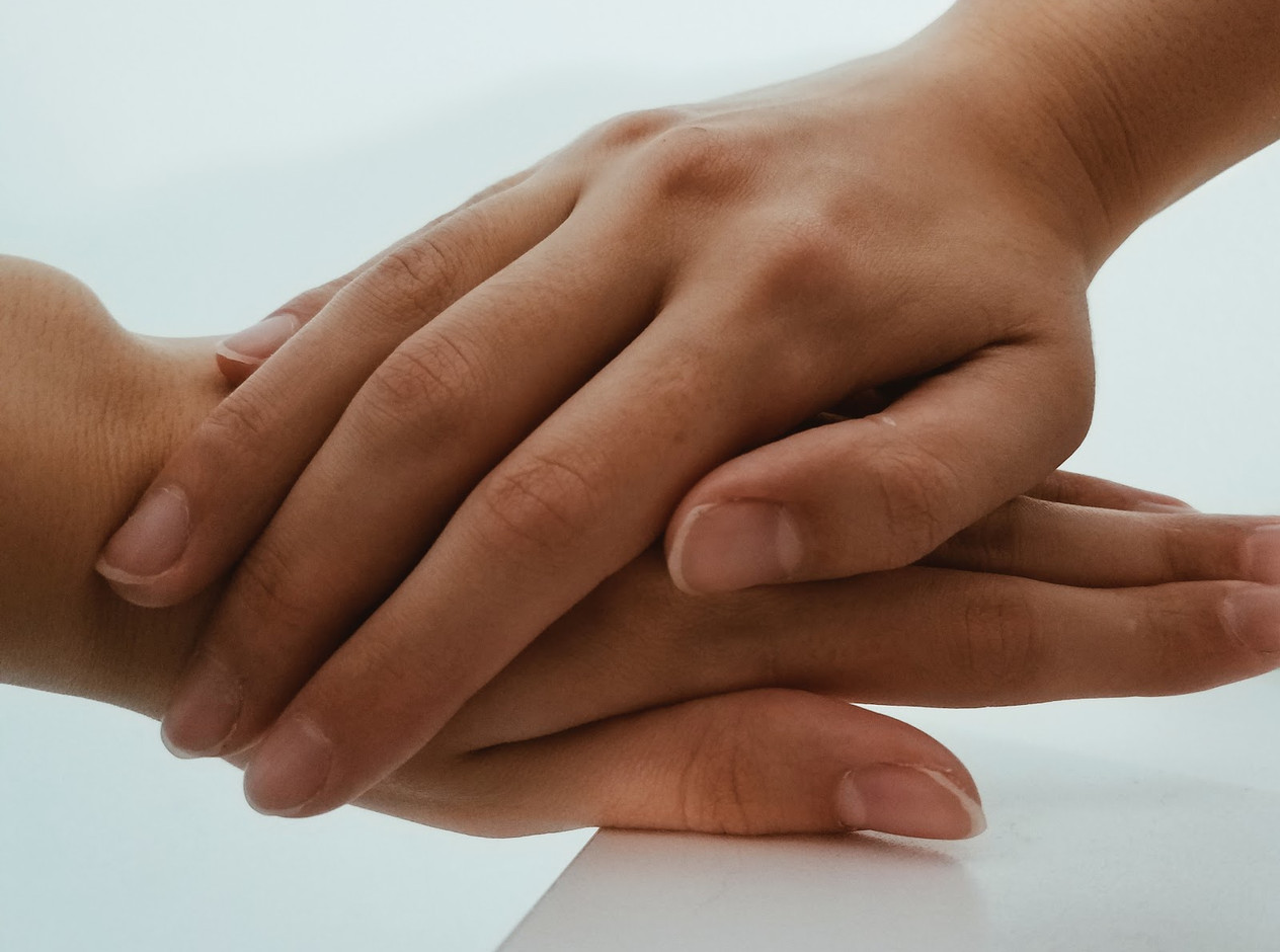 The Healing Energy of Touch