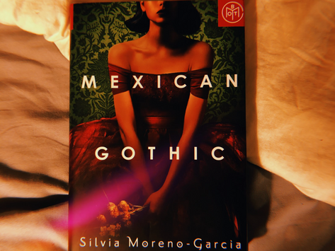 Recommended Reading: Mexican Gothic