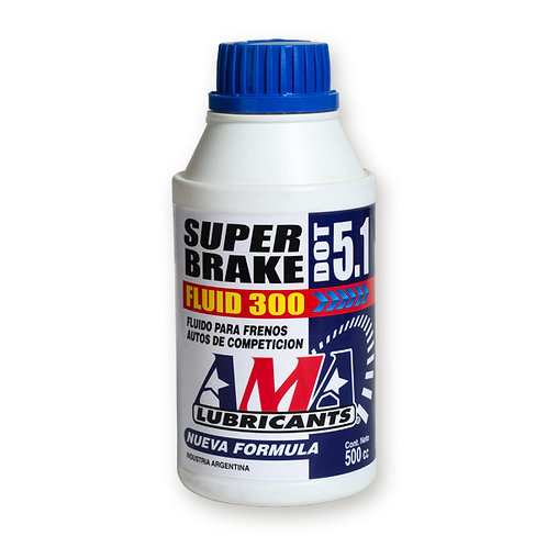 SUPER BRAKE FLUID DOT 5.1