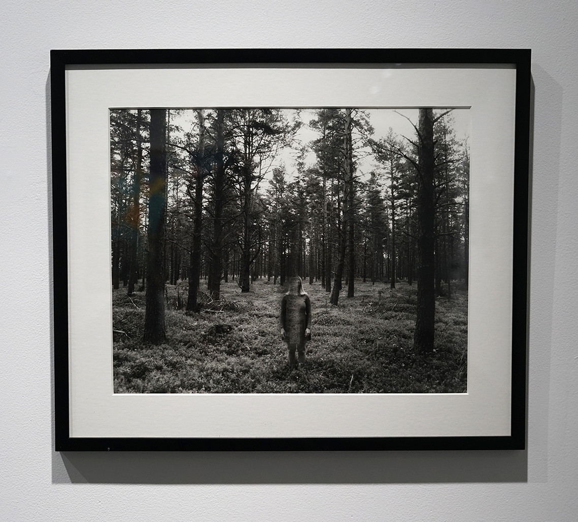 Fade, 2018, Silver Gelatin Print, 16 x 20 inches.