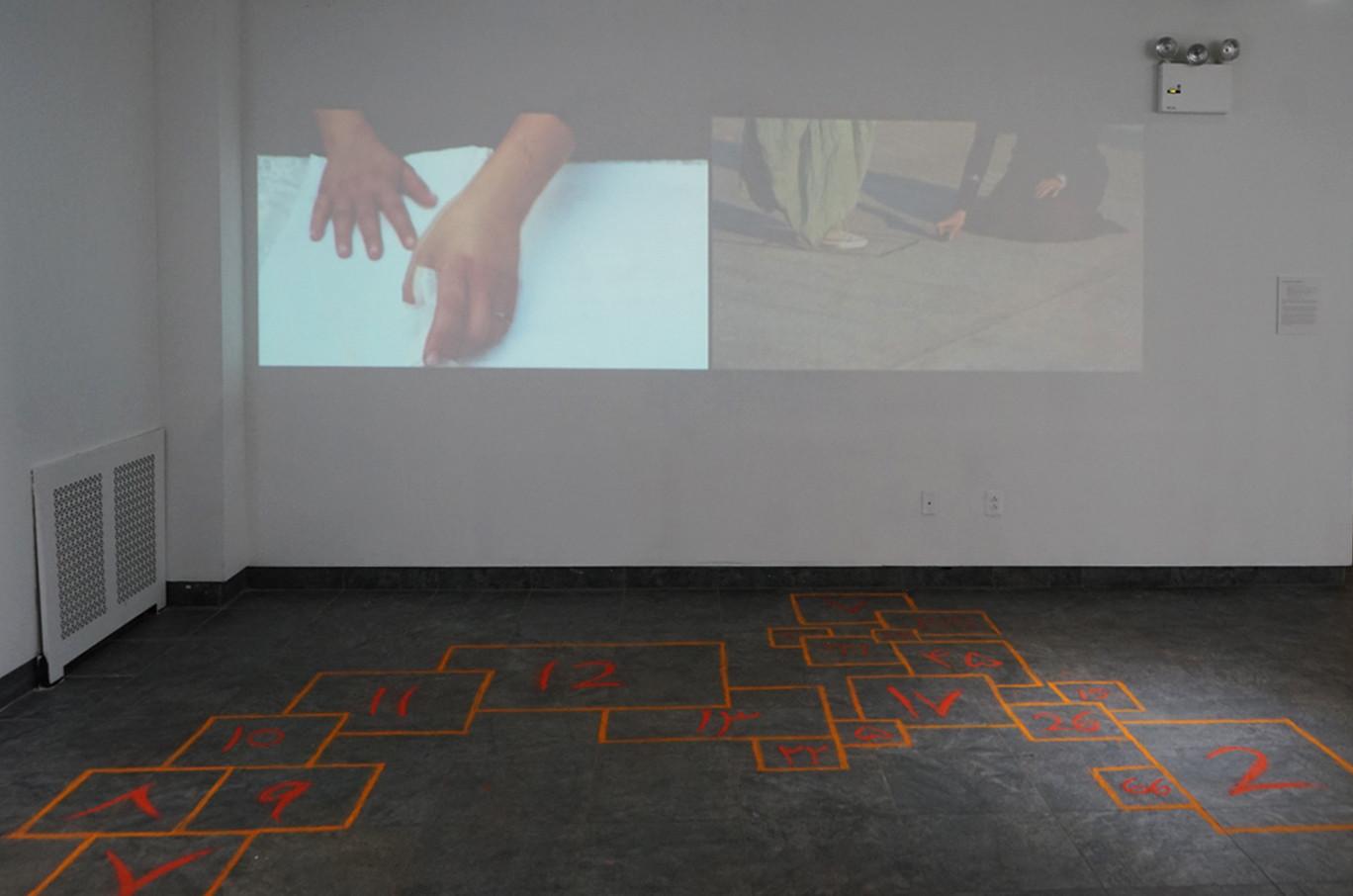 Bepar (Hop) & Hopscotch Floor Installation