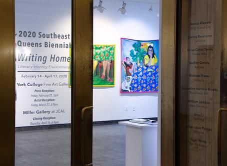 Online Exhibition: Artwork from Southeast Queens Biennial