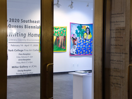 Online Exhibition: Artwork from Southeast Queens Biennial
