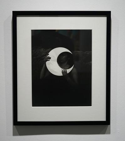 Gleam, 2019, Silver Gelatin Print, 11 x 14 inches.
