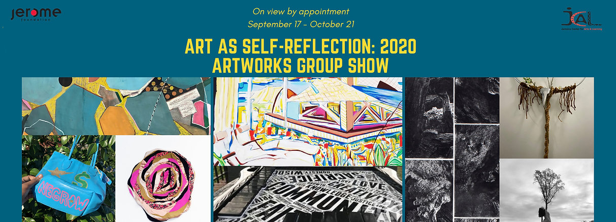 Art as Self-Reflection_ 2020 ARTWorks Gr