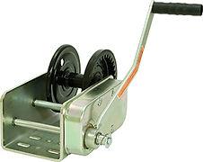 Handseilwinden. manuell betriebene Seilwinden GS-gepüft