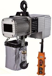 Elektokettenzug 230 oder 400 Volt