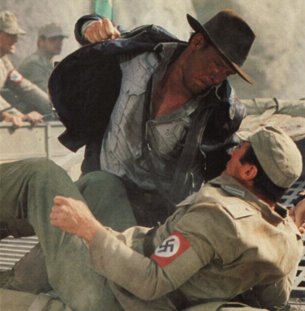 Real-life Indiana Jones? Nazis and Archaeology