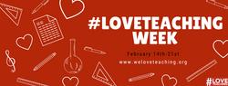 #LoveTeaching Week Supplies