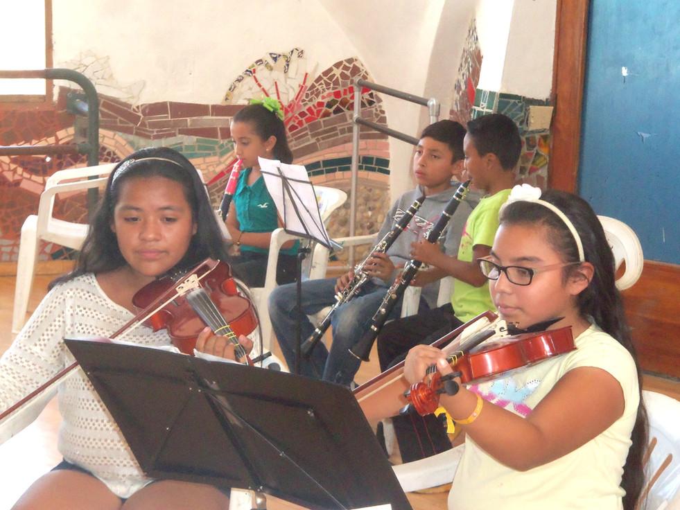 La Esperanza Youth Orchestra