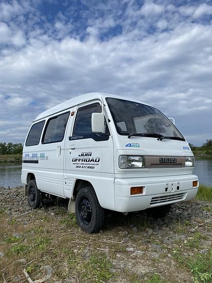 1990 Suzuki JoyPop KeiVan
