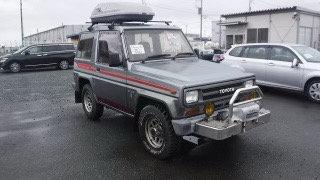 1988 Toyota Blizzard 4WD