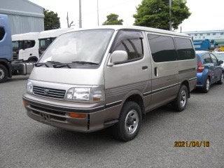 Toyota Hiace Super Custom Saloon