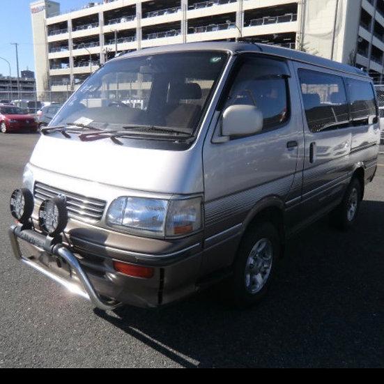 1995 Toyota Super Custom Limited HiAce
