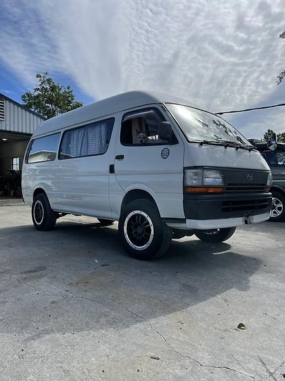 1996 Toyota HiAce Cabin Camper