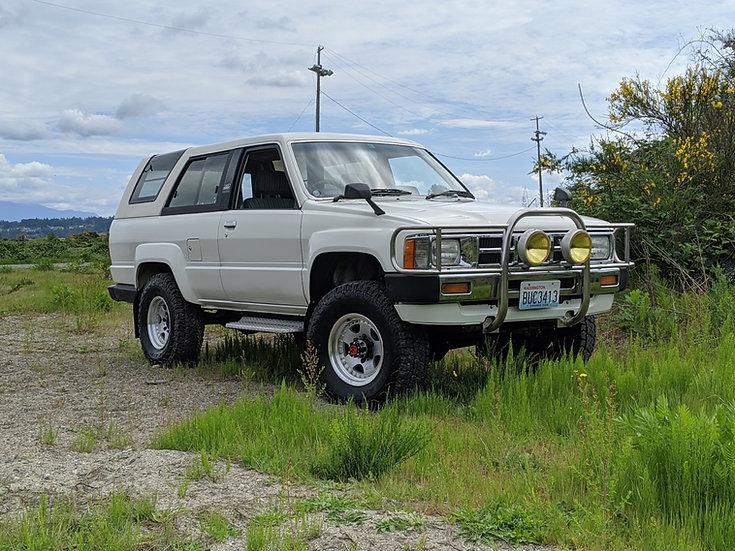 1984 Hilux Surf SR5