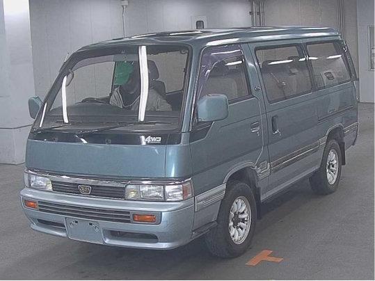 1993 Nissan Homy Caravan