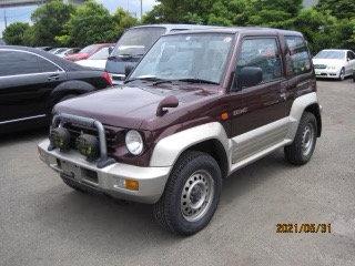 1996 Mitsubishi Pajero Junior 4WD