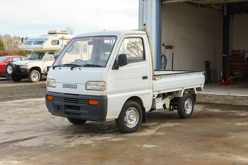 1994 Suzuki Carry Kei Truck MiniCab