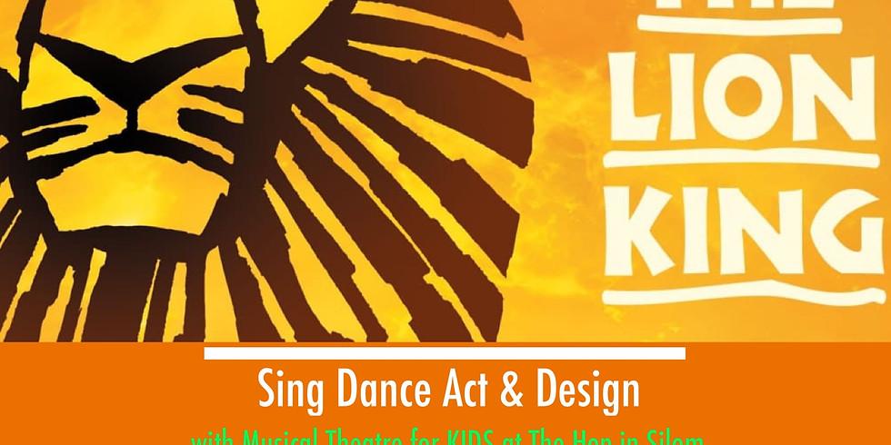 The Lion King, Mini-Musical workshop