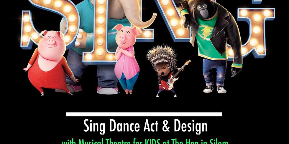 Sing! Mini-Musical workshop
