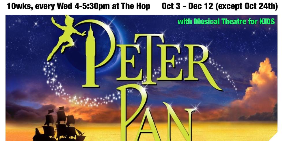 Peter Pan: Afterschool mini-musical workshop