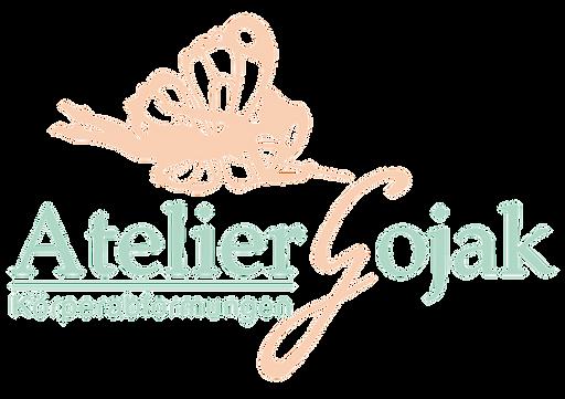 Logo Atelier Gojak Körperabformungen