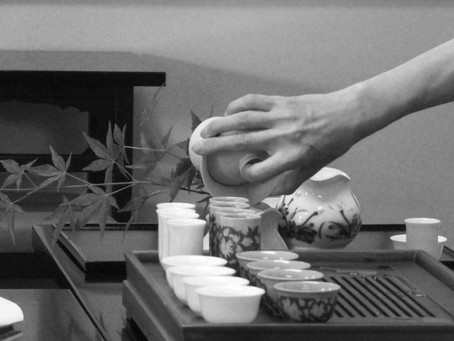 認定講師による初級講座2-「五感で楽しむ中国茶」ご案内