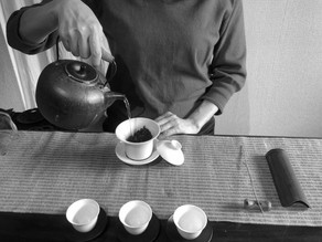 茶禅草堂の茶道のお稽古 再開です。