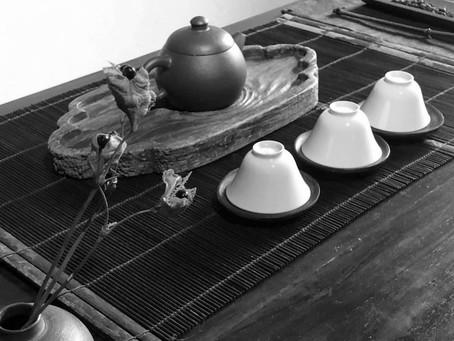 茶禅茶道のお稽古 杉林渓烏龍茶 黄金茶