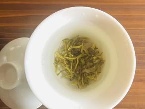 中国緑茶の季節です