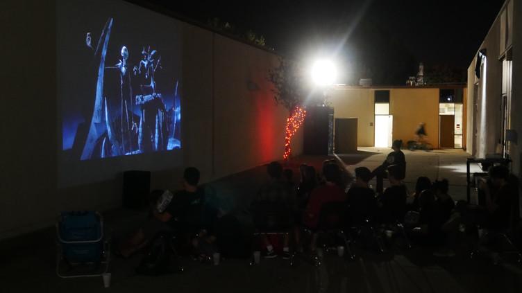 DMAA Fright Fest Movie Night