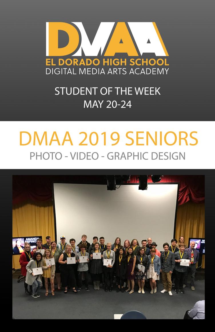 DMAA Senior Night!