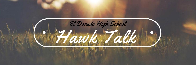 Hawk Talk banner