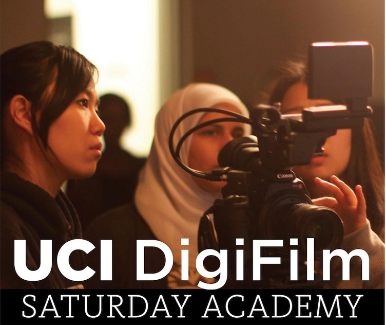 UCI is Hosting a Saturday Filmmaking Academy on November 5th