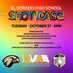 EDHS SHOWCASE IS TUESDAY OCTOBER 27th