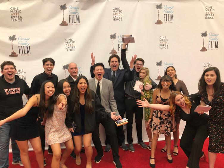 Hold On Wins Best Short Film!